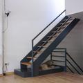 Escalera multifuncional