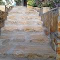 Rehabilitación de acceso y terraza de jardín 11