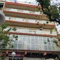 Rehabilitación de fachada con mortero monocapa acabado en raspado en mollet del valles