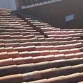Reparación puntual en tejado