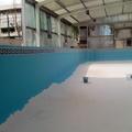 Reparacion y pintura de piscina