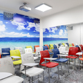 Sala de cursillos y charlas informativas
