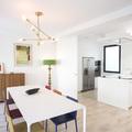 Sala de estar - cocina