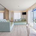 Sala de estar suite