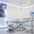 Sala de Injertos capilares de la clínica.