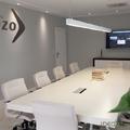 Sala de juntas del Grupo Mazo.