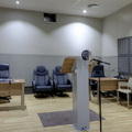 Sala de locución 2 Auditorio y control