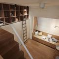 Salón pequeño madera