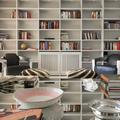 Salón/biblioteca