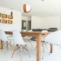 salón casa ecológica