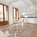 Salón, comedor y cocina en un único espacio