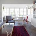 salón con terraza incorporada