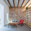 salón estilo loft