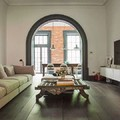 salón grande estilo clásico