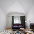 salón privado con bóveda