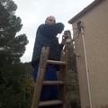 Saneamiento y reparación camaras de vigilancia