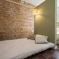 Suite con espacio de sofá cama independizado