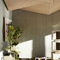 techo lama madera