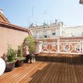 terraza con tarima para exteriores