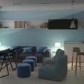 Transformación para sala de cina