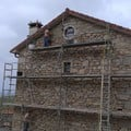 Tratamientos en fachada de piedra