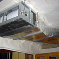 Unidad interior aire acondicionado