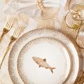 Vajilla pez dorado