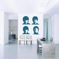 Vinilo azul Beatles