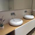 Vista diseño baño