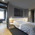 Vista dormito dormitorio - baño