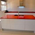 Vista frontal cocina
