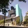 Vista frontal del museo