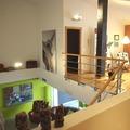 Vista salón Vivienda 2