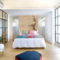 dormitorio moderno y estiloso