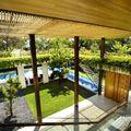 patio vivienda ecológica