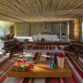 vivienda ecológica con salón abierto