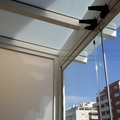 Cortinas de  cristal Málaga