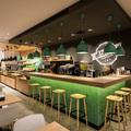 Zona de cafetería y panadería - El Taller