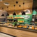 Zona de panadería  y bollería - El Taller