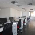Zona de trabajo para técnicos