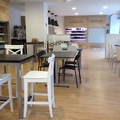 Zona tienda y comedor