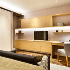 dormitorio estantería