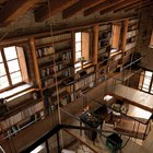 salón biblioteca