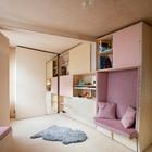Salón de madera