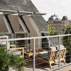 ventanas balcón