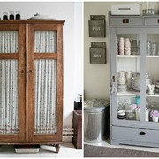 armarios antiguos cocina