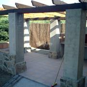 reforma integral de vivienda, jardin y ejecución de piscina