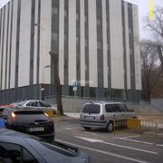 Amueblamiento edificio policia local de Coslada