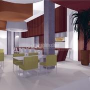 Decoración de nueva cafetería en Almería
