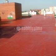 Impermeabilización y aislamiento térmico de terraza comunitaria transitable